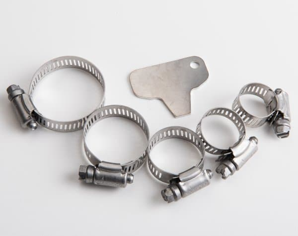Security Clamp Set