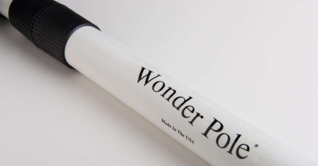 Telescoping Poles by Wonder Pole